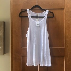 Free people white tank